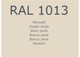 RAL1013 Perlweiss