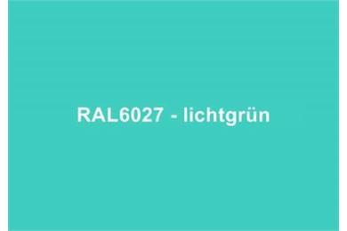 RAL6027 Lichtgrün
