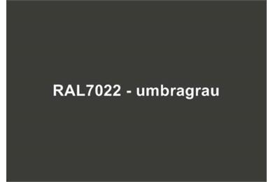 RAL7022 Umbragrau