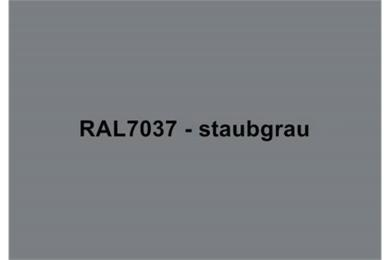 RAL7037 Staubgrau
