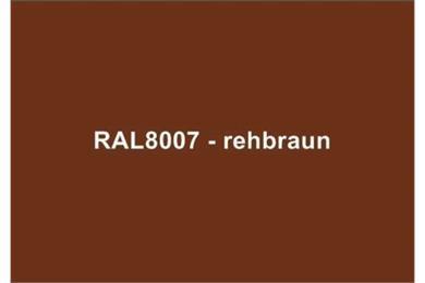 RAL8007 Rehbraun