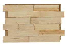 Buche Spaltholz geölt 6cm 0.99m² / Pack