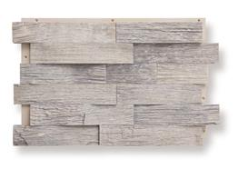 Eiche Spaltholz weiss alt 6cm 0.99m² / Pack