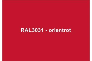 RAL3031 Orientrot