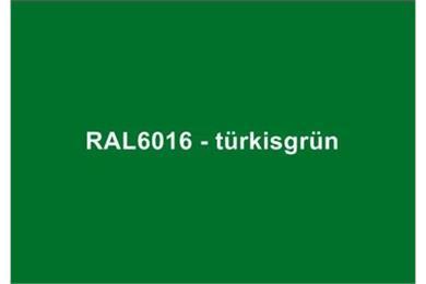 RAL6016 Türkisgrün