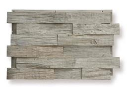 Eiche Spaltholz vergraut 6cm 0.99m² / Pack