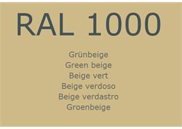 RAL 1000 Beige vert