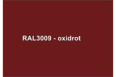 RAL3009 Oxirot