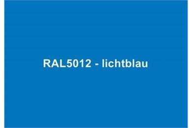 RAL5012 Lichtblau