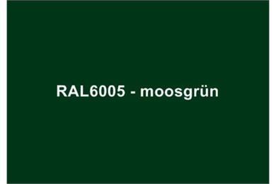 RAL6005 Moosgrün