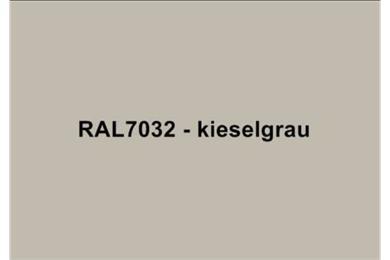 RAL7032 Kieselgrau