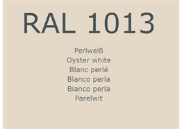RAL1013 Perlweiss