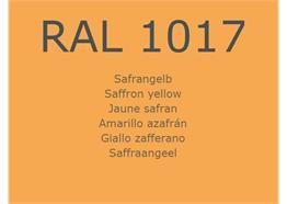 RAL1017 Safrangelb