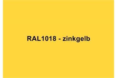 RAL1018 Zinkgelb