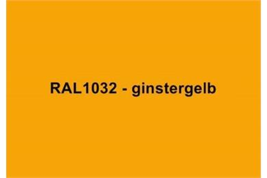 RAL1032 Ginstergelb