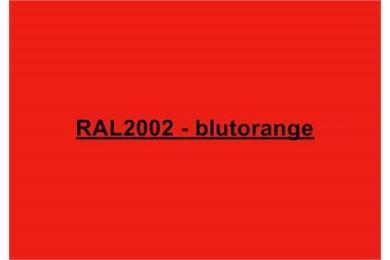 RAL2002 Blutorange