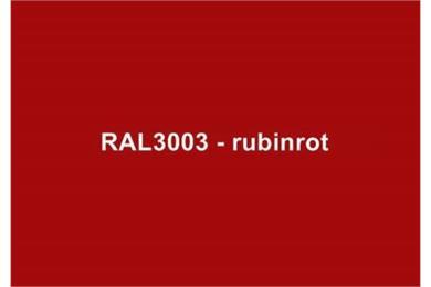 RAL3003 Rubinrot