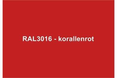 RAL3016 Korallenrot