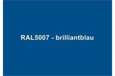 RAL5007 Brilliantblau