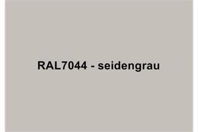 RAL7044 Seidengrau